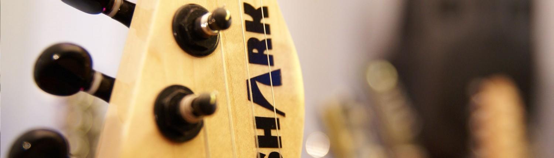 Guitar Shark Gitarren
