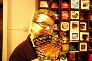 VVK bei Guitarshark  Tickets für € 15,- ab sofort bei Guitarshark