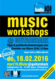 bei Guitarshark Ludwigstrasse 2 a