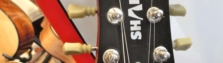 Guitar Shark E-Gitarren Speyer