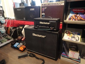 E-Gitarren Verstärker Blackstar