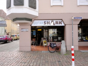 Guitar Shark Speyer