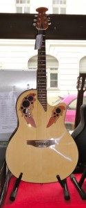 Ovation Western Applause Gitarre